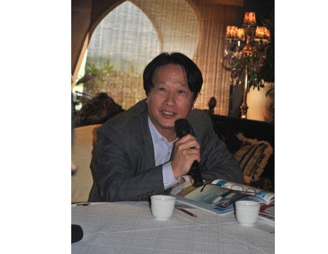 珠海台金总经理苏启皇-一季度伺服水深且暖,如何善游