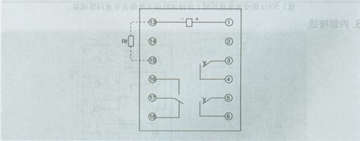 1.应用范围 SS-23型时间继电器(以下简称继电器)作为辅助元件用于各种保护及自动控制电路中,使被控制的元件得到所需的延时。 2.主要技术参数  触点形式:1副瞬动转换;2副延时动合触点。  动作值:不大于70%额定值。  返回值:不小于5%额定值。  整定误差:不大于0.5%最大整定值。  延时一致性:不大于0.