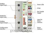 Beckhoff Interbus–总线光纤接口耦合器