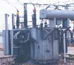 云变电气 YN/V阻抗匹配平衡牵引变压器