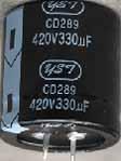 江浩 大型铝电解电容器CD289