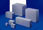 威图电子铸铝箱体GA小型箱体