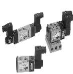 罗升  2位5通电磁阀   (MVSC220-4E1)