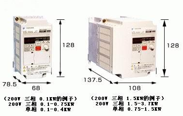 安川 变频器vs mini j7(代理)