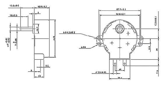小太阳电暖器接线原理图