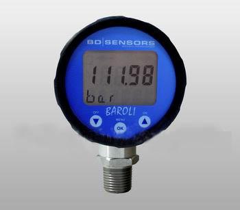 数字压力表bd 805k接线图