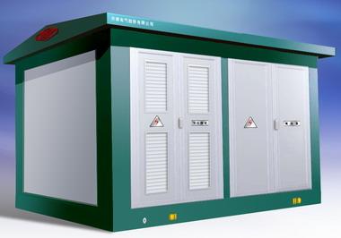 许继研制的风电箱式变电站完成全部型式试验图片