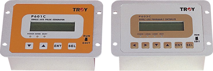 供应步进/伺服马达控制器p60ic