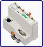 WAGO推出一款集成了RS-232接口的以太网可编程现场总线控制器
