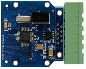 泗博发布紧凑型嵌入式CANopen模块CCO-512