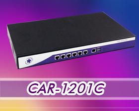 瑞传CAR-1201C-1U机架式低端网络通信应用平台