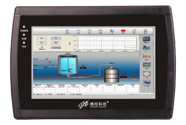 腾控科技 HMI人机界面 TP070