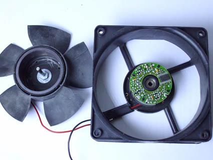 吉鹿电子 散热风扇直流无刷电机驱动器