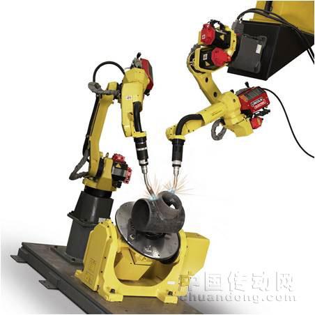fanuc焊接机器人控制系统应用分析