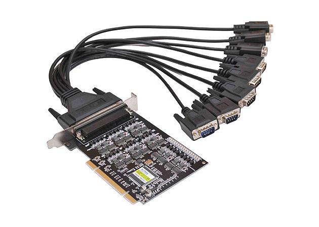 博亚特 工业级RS-485/422转PCI多串口卡