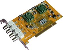 维视 MV-8002 两路工业高清图像采集卡