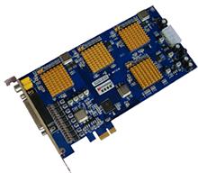维视 MV-E8800  PCI-E 8路高清实时图像采集卡