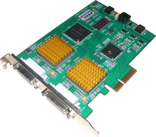 维视 边缘融合图像采集卡MV-DVI420