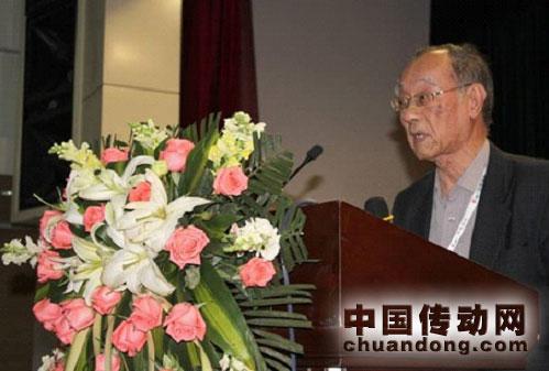 著名变压器专家朱英浩作主题演讲