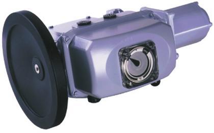 伯纳德SD系列角行程电动执行器