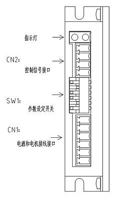 步进控制器与plc接线图