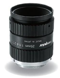 鸿富自动化 工业镜头computar百万像素镜头-M2514-MP2