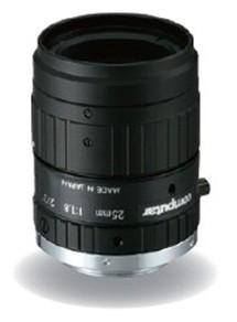 鸿富自动化 工业镜头computar500万像素镜头-M2518-MPW