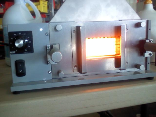 图新电子 RHP 辐射热防护性能测试仪