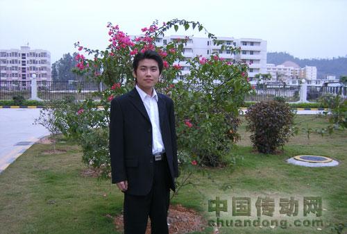 深圳微能科技有限公司工程技术部黄旭彬