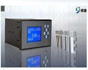 上海绎捷XSR2003F智能流量积算仪